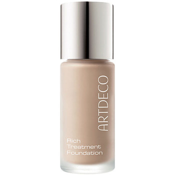 Belleza Mujer Base de maquillaje Artdeco Rich Treatment Foundation 12-vanilla Rose  20 ml