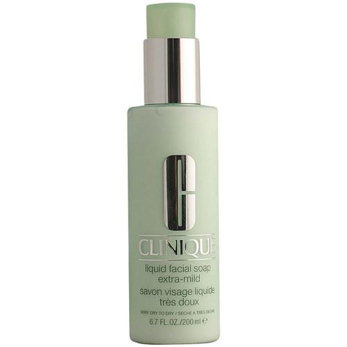 Belleza Desmaquillantes & tónicos Clinique Liquid Facial Soap Extra Mild With Pump  200 ml