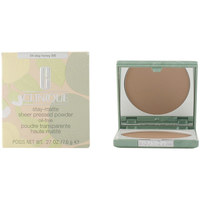 Belleza Mujer Base de maquillaje Clinique Stay Matte Sheer Powder 04-stay Honey 7.6 Gr 7,6 g
