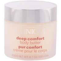 Belleza Mujer Hidratantes & nutritivos Clinique Deep Comfort Body Butter  200 ml