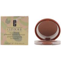Belleza Mujer Colorete & polvos Clinique True Bronze Powder 02-sunkissed 9.6 Gr 9,6 g