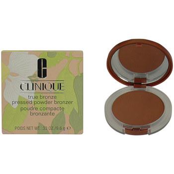 Belleza Mujer Colorete & polvos Clinique True Bronze Powder 03-sunblushed 9.6 Gr 9,6 g