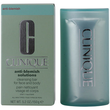Belleza Mujer Productos baño Clinique Anti-blemish Solutions Cleansing Bar Face & Body 150 Gr 150 g