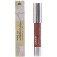 Belleza Mujer Gloss  Clinique Chubby Stick 09-heaping Hazelnut 3 Gr 3 g