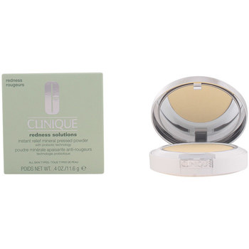 Belleza Mujer Colorete & polvos Clinique Redness Solutions Instant Relief Pressed Powder 11.6 Gr 11,6 g