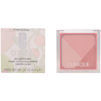 Belleza Mujer Colorete & polvos Clinique Sculptionary Cheek Palette 01-defining Nectars 9 Gr 9 g