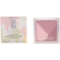 Belleza Mujer Colorete & polvos Clinique Sculptionary Cheek Palette 02-defining Berries 9 Gr 9 g