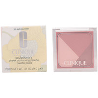 Belleza Mujer Colorete & polvos Clinique Sculptionary Cheek Palette 03-defining Roses 9 Gr 9 g