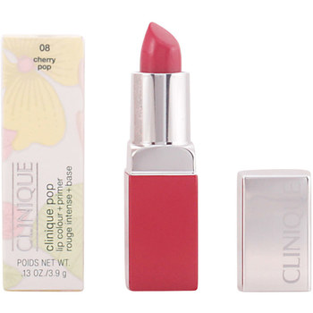 Belleza Mujer Pintalabios Clinique Pop Lip Colour + Primer 08-cherry Pop 3,9 Gr 3,9 g
