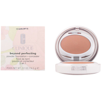 Belleza Base de maquillaje Clinique Beyond Perfecting Powder Foundation 14-vanilla 14,5 Gr 14,5 g