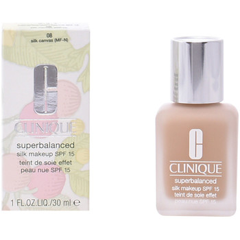 Belleza Mujer Base de maquillaje Clinique Superbalanced Silk Makeup 08-silk Canvas  30 ml