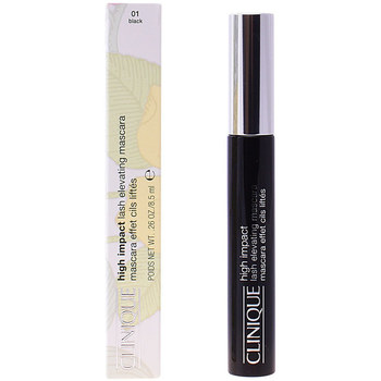 Belleza Mujer Máscaras de pestañas Clinique High Impact Lash Elevating Mascara 01-black  8,5 ml
