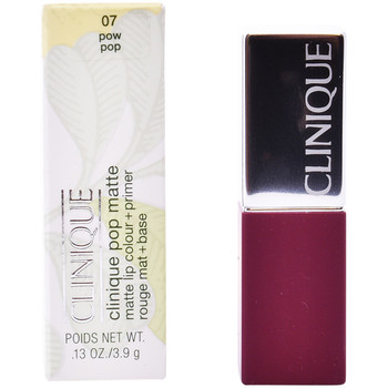 Belleza Mujer Pintalabios Clinique Pop Matte Lip Color + Primer 07-pow Pop 3,5 Gr 3,5 g