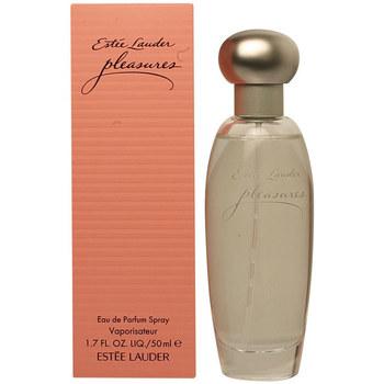 Belleza Mujer Perfume Estee Lauder Pleasures Edp Vaporizador  50 ml