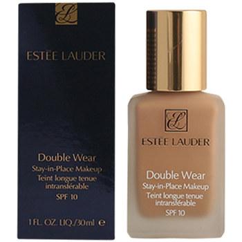 Belleza Mujer Base de maquillaje Estee Lauder Double Wear Fluid Spf10 01-fresco  30 ml