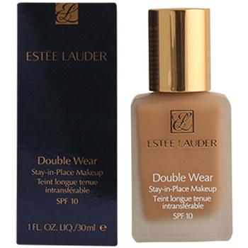 Belleza Mujer Base de maquillaje Estee Lauder Double Wear Fluid Spf10 05-shell Beige  30 ml