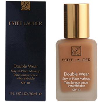 Belleza Mujer Base de maquillaje Estee Lauder Double Wear Fluid Spf10 06-auburn  30 ml
