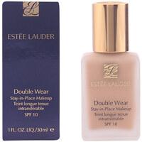 Belleza Mujer Base de maquillaje Estee Lauder Double Wear Fluid Spf10 16-écru  30 ml