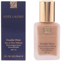 Belleza Mujer Base de maquillaje Estee Lauder Double Wear Fluid Spf10 37-tawny  30 ml