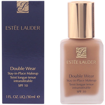Belleza Mujer Base de maquillaje Estee Lauder Double Wear Fluid Spf10 42-bronze  30 ml