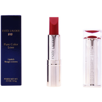 Belleza Mujer Pintalabios Estee Lauder Pure Color Love Matte 310-bar Red 3,5 Gr 3,5 g