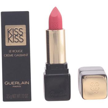 Belleza Mujer Pintalabios Guerlain Kisskiss Le Rouge Crème Galbant 343-sugar Kiss 3,5 Gr 3,5 g