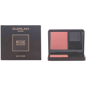 Belleza Mujer Colorete & polvos Guerlain Rose Aux Joues Blush Tender 03-peach Party 6,5 Gr 6,5 g