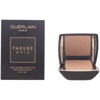 Belleza Mujer Base de maquillaje Guerlain Parure Gold Fdt Compact 03-beige Naturel 10 Gr 10 g