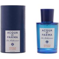 Belleza Hombre Colonia Acqua Di Parma Blu Mediterraneo Arancia Di Capri Edt Vaporizador