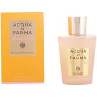 Belleza Mujer Productos baño Acqua Di Parma Rosa Nobile Special Edition Gel De Ducha  200 ml