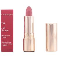 Belleza Mujer Pintalabios Clarins Joli Rouge Lipstick 753-pink Ginger  3,5 g