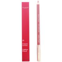 Belleza Mujer Lápiz de labios Clarins Crayon Lèvres 01-nude Fair 1,2 Gr 1,2 g