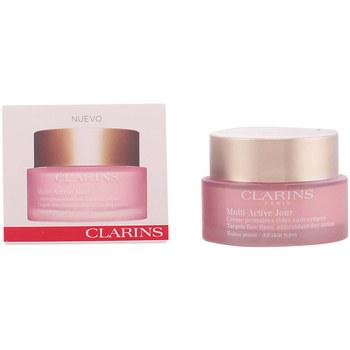 Belleza Mujer Hidratantes & nutritivos Clarins Multi-active Crème Jour Tp  50 ml