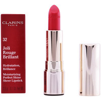 Belleza Mujer Pintalabios Clarins Joli Rouge Brillant 32-pink Cranberry 3,5 Gr 3,5 g