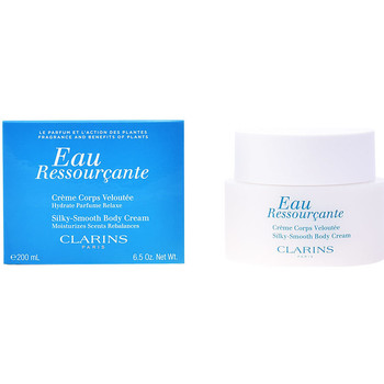 Belleza Mujer Hidratantes & nutritivos Clarins Eau Ressourçante Crème Corps Veloutée  200 ml