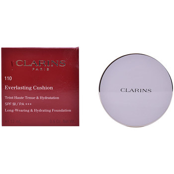 Belleza Mujer Base de maquillaje Clarins Everlasting Cushion Spf50 110-honey  13 ml