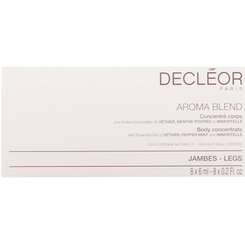 Belleza Mujer Cuidados manos & pies Decleor Aromablend Concentre Corps Light Legs  8 x 6 ml