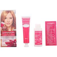 Belleza Mujer Tratamiento capilar Garnier Color Sensation 7,3 Rubio Dorado 1 u