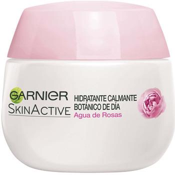 Belleza Mujer Hidratantes & nutritivos Garnier Skinactive Agua Rosas Crema Hidratante Calmante  50 ml