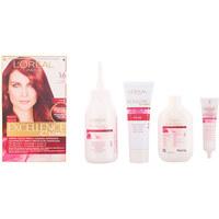 Belleza Tratamiento capilar L'oréal Excellence Creme Tinte 5,6 Caoba