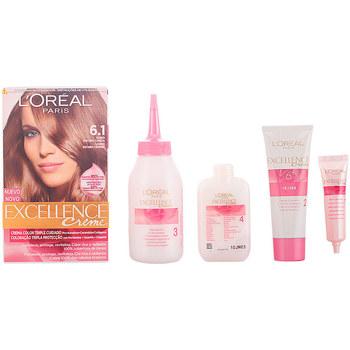 Belleza Tratamiento capilar L'oréal Excellence Creme Tinte 6,1 Rubio Oscuro Ceniza 1 u