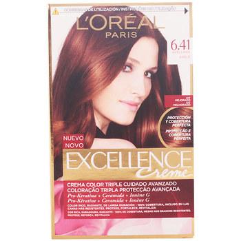 Belleza Tratamiento capilar L'oréal Excellence Creme Tinte 6,41 Avellana 1 u