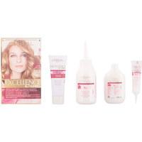 Belleza Tratamiento capilar L'oréal Excellence Creme Tinte 8 Rubio Claro 1 u