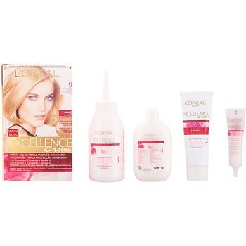 Belleza Tratamiento capilar L'oréal Excellence Creme Tinte 9 Rubio Claro Claro 1 u