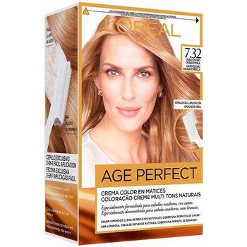 Belleza Tratamiento capilar L'oréal Excellence Age Perfect Tinte 7,32 Rubio Dorado Perla 1 u