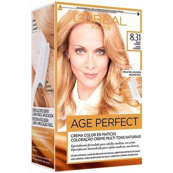 Belleza Tratamiento capilar L'oréal Excellence Age Perfect Tinte 8,31 Rubio Dorado 1 u