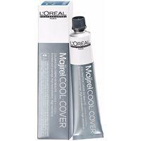 Belleza Mujer Tratamiento capilar L'oréal Majirel Cool-cover 7,18  50 ml