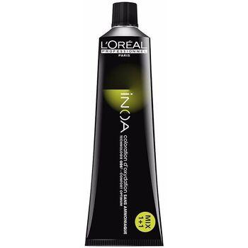 Belleza Mujer Tratamiento capilar L'oréal Inoa Coloration D'Oxydation Sans Amoniaque 7,23 60 Gr 60 g