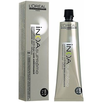 Belleza Fijadores L'oréal Inoa Supremecoloration Anti-age Sans Amoniaque 9,13 60 Gr 60 g
