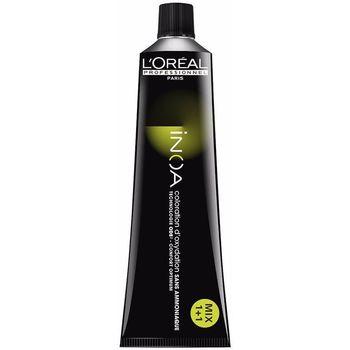 Belleza Tratamiento capilar L'oréal Inoa Coloration D'Oxydation Sans Ammoniaque 5,12 60 Gr 60 g
